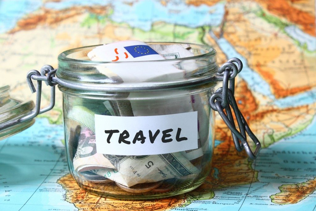 budget for travelling the world