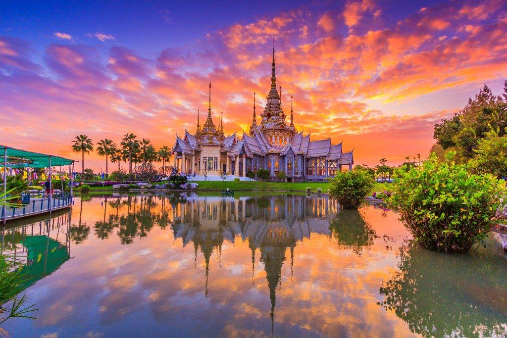 Bang Pa-In Grand Palace