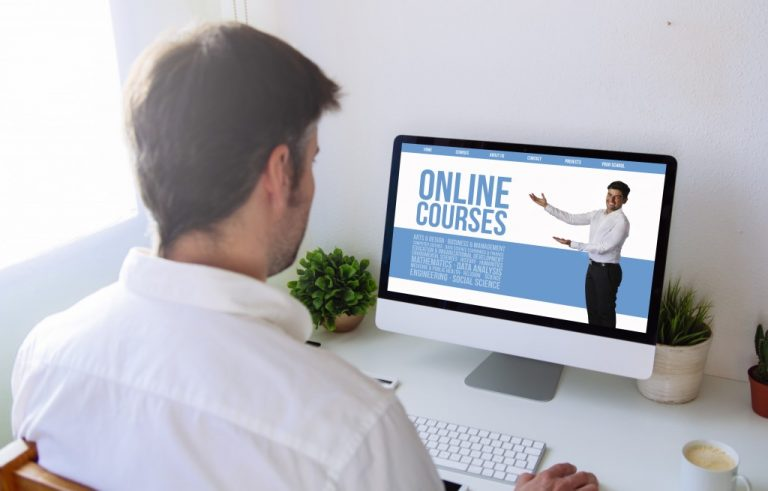 Taking Online Course