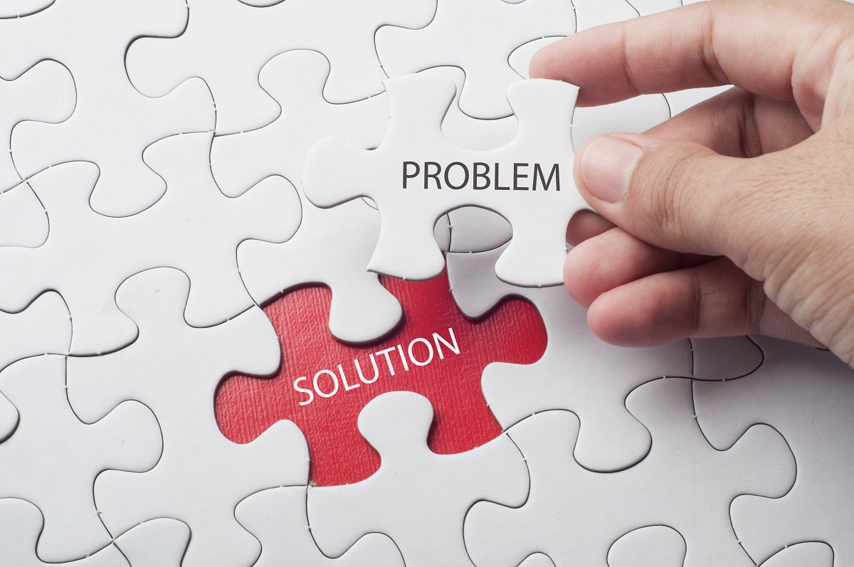 problem to the solution