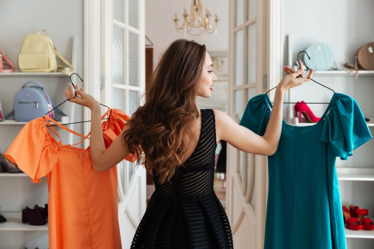 picking the right dress
